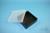 EPPi® Box 45 / 1x1 ohne Facheinteilung, schwarz, Höhe 45-53 mm variabel, ohne...