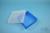 EPPi® Box 45 / 1x1 ohne Facheinteilung, blau, Höhe 45-53 mm variabel, ohne...