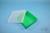 EPPi® Box 45 / 1x1 ohne Facheinteilung, grün, Höhe 45-53 mm variabel, ohne...