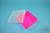EPPi® Box 45 / 1x1 ohne Facheinteilung, neon-rot/pink, Höhe 45-53 mm...
