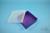 EPPi® Box 45 / 1x1 ohne Facheinteilung, violett, Höhe 45-53 mm variabel, ohne...