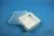 EPPi® Box 45 / 1x1 ohne Facheinteilung, weiss, Höhe 45-53 mm variabel, ohne...