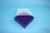 EPPi® Box 45 / 7x7 Fächer, violett, Höhe 45-53 mm variabel, ohne Codierung,...