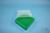 EPPi® Box 45 / 9x9 Fächer, grün, Höhe 45-53 mm variabel, ohne Codierung, PP....