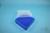 EPPi® Box 45 / 9x9 Fächer, neon-blau, Höhe 45-53 mm variabel, ohne Codierung,...
