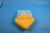 EPPi® Box 45 / 9x9 Fächer, gelb, Höhe 45-53 mm variabel, ohne Codierung, PP....