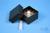 EPPi® Box 45 Junior / 4x4 Fächer, black/black, Höhe 45-60 mm variabel, ohne...
