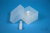 EPPi® Box 45 Junior / 4x4 Fächer, transparent, Höhe 45-60 mm variabel, ohne...
