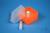 EPPi® Box 45 Junior / 4x4 Fächer, neon-orange, Höhe 45-60 mm variabel, ohne...