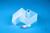 EPPi® Box 45 Junior / 1x1 ohne Facheinteilung, transparent, Höhe 45-60 mm...