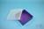 EPPi® Box 50 / 1x1 ohne Facheinteilung, violett, Höhe 52 mm fix, ohne...