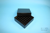 EPPi® Box 50 / 7x7 Fächer, black/black, Höhe 52 mm fix, ohne Codierung, PP....