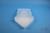 EPPi® Box 50 / 7x7 Fächer, transparent, Höhe 52 mm fix, ohne Codierung, PP....