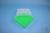 EPPi® Box 50 / 7x7 Fächer, neon-grün, Höhe 52 mm fix, ohne Codierung, PP....
