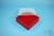 EPPi® Box 50 / 7x7 Fächer, rot, Höhe 52 mm fix, ohne Codierung, PP. EPPi® Box...