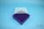 EPPi® Box 50 / 7x7 Fächer, violett, Höhe 52 mm fix, ohne Codierung, PP. EPPi®...