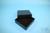 EPPi® Box 50 / 9x9 Fächer, black/black, Höhe 52 mm fix, ohne Codierung, PP....