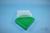 EPPi® Box 50 / 9x9 Fächer, grün, Höhe 52 mm fix, ohne Codierung, PP. EPPi®...