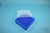 EPPi® Box 50 / 9x9 Fächer, neon-blau, Höhe 52 mm fix, ohne Codierung, PP....