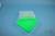 EPPi® Box 50 / 9x9 Fächer, neon-grün, Höhe 52 mm fix, ohne Codierung, PP....