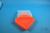 EPPi® Box 50 / 9x9 Fächer, neon-orange, Höhe 52 mm fix, ohne Codierung, PP....