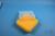 EPPi® Box 50 / 9x9 Fächer, gelb, Höhe 52 mm fix, ohne Codierung, PP. EPPi®...