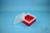 EPPi® Box 70 / 1x1 ohne Facheinteilung, rot, Höhe 70-80 mm variabel, ohne...