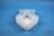 EPPi® Box 70 / 1x1 ohne Facheinteilung, weiss, Höhe 70-80 mm variabel, ohne...