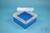 EPPi® Box 70 / 7x7 Fächer, blau, Höhe 70-80 mm variabel, ohne Codierung, PP....