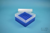 EPPi® Box 70 / 7x7 Fächer, neon-blau, Höhe 70-80 mm variabel, ohne Codierung,...