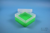 EPPi® Box 70 / 7x7 Fächer, neon-grün, Höhe 70-80 mm variabel, ohne Codierung,...