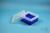 EPPi® Box 70 / 9x9 Fächer, neon-blau, Höhe 70-80 mm variabel, ohne Codierung,...