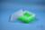 EPPi® Box 70 / 9x9 Fächer, neon-grün, Höhe 70-80 mm variabel, ohne Codierung,...