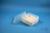 EPPi® Box 70 / 9x9 Fächer, weiss, Höhe 70-80 mm variabel, ohne Codierung, PP....