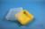 EPPi® Box 75 / 1x1 ohne Facheinteilung, gelb, Höhe 75 mm fix, ohne Codierung,...