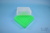 EPPi® Box 75 / 7x7 Fächer, neon-grün, Höhe 75 mm fix, ohne Codierung, PP....