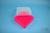 EPPi® Box 75 / 7x7 Fächer, neon-rot/pink, Höhe 75 mm fix, ohne Codierung, PP....