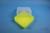 EPPi® Box 75 / 7x7 Fächer, neon-gelb, Höhe 75 mm fix, ohne Codierung, PP....