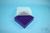 EPPi® Box 75 / 7x7 Fächer, violett, Höhe 75 mm fix, ohne Codierung, PP. EPPi®...