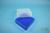 EPPi® Box 75 / 9x9 Fächer, neon-blau, Höhe 75 mm fix, ohne Codierung, PP....