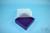 EPPi® Box 75 / 9x9 Fächer, violett, Höhe 75 mm fix, ohne Codierung, PP. EPPi®...