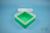 EPPi® Box 80 / 1x1 ohne Facheinteilung, grün, Höhe 80 mm fix, ohne Codierung,...