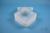 EPPi® Box 80 / 1x1 ohne Facheinteilung, transparent, Höhe 80 mm fix, ohne...