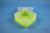 EPPi® Box 80 / 1x1 ohne Facheinteilung, neon-gelb, Höhe 80 mm fix, ohne...