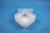 EPPi® Box 80 / 1x1 ohne Facheinteilung, weiss, Höhe 80 mm fix, ohne...