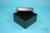 EPPi® Box 80 / 7x7 Fächer, black/black, Höhe 80 mm fix, ohne Codierung, PP....