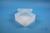EPPi® Box 80 / 7x7 Fächer, transparent, Höhe 80 mm fix, ohne Codierung, PP....