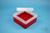 EPPi® Box 80 / 7x7 Fächer, rot, Höhe 80 mm fix, ohne Codierung, PP. EPPi® Box...