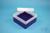 EPPi® Box 80 / 7x7 Fächer, violett, Höhe 80 mm fix, ohne Codierung, PP. EPPi®...