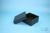EPPi® Box 80 / 9x9 Fächer, black/black, Höhe 80 mm fix, ohne Codierung, PP....